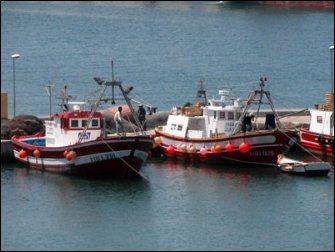 Imagen marinera de Ceuta