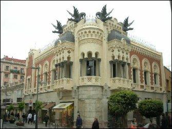 La Casa de los Dragones de Ceuta