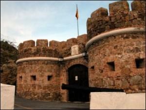 El Castillo del Desnarigado