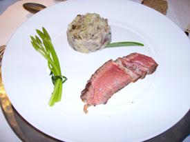 Gastronomía de primer nivel en Auvernia