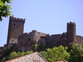 El Castillo de Polignac