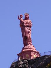 La Virgen María y el Niño Jesús, Auvernia