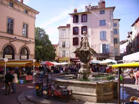 Puy-en-Velay, símbolo de Auvernia