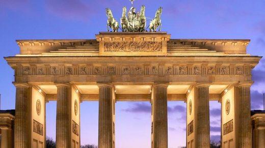 Puerta de Brandenburgo de Berlín