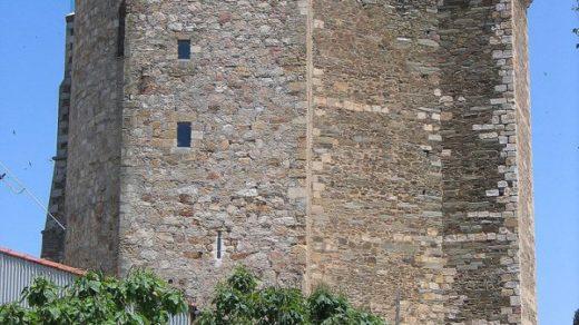 Castillo de Alba de Tormes