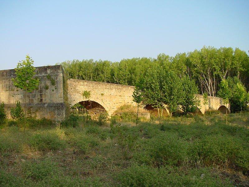 El Puente romano de Talamanca