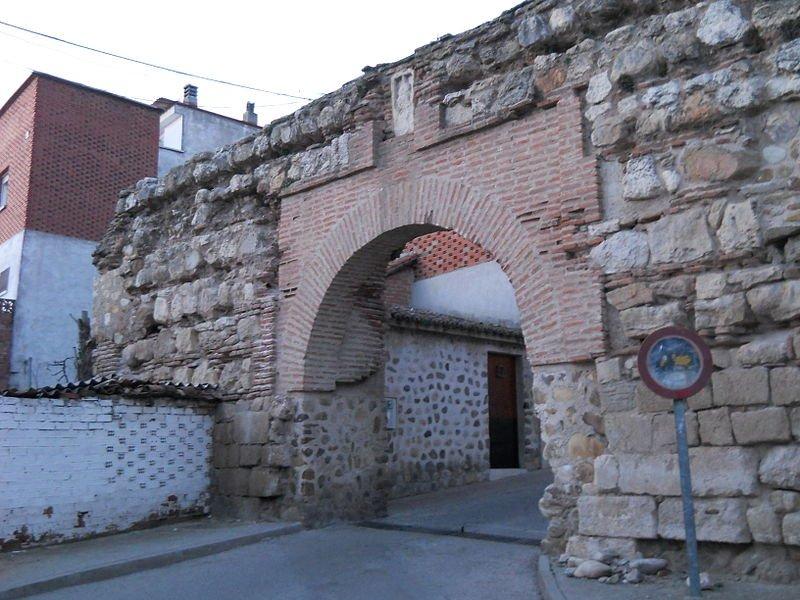 Puerta de la muralla sur