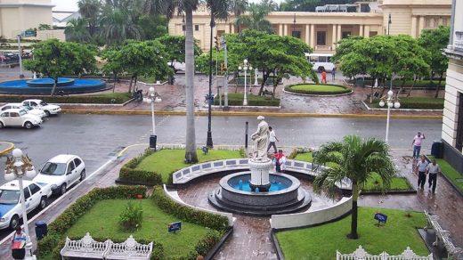 Imagen de la ciudad de Veracruz