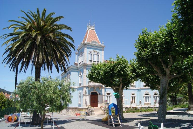Alcobaça está situado en la región centro de Portugal