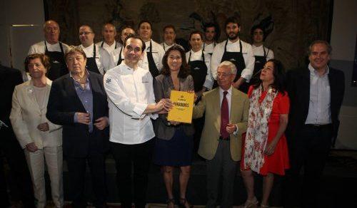 El Sabor de Paradores, tradición y renovación de la gastronomía española