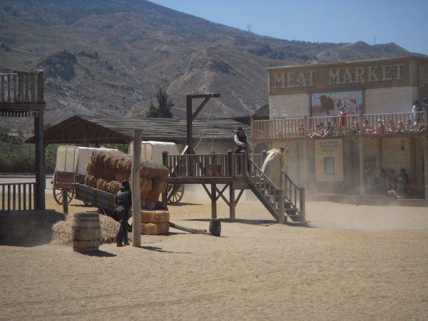 Parque temático «Oasys Mini Hollywood»