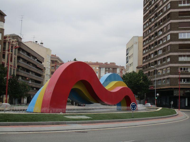 Escultura Vivir Miranda