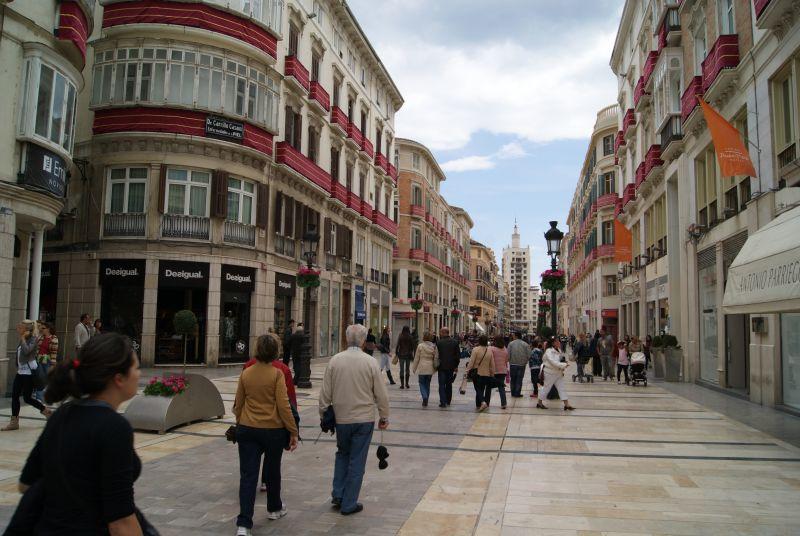 Málaga es una preciosa ciudad andaluza