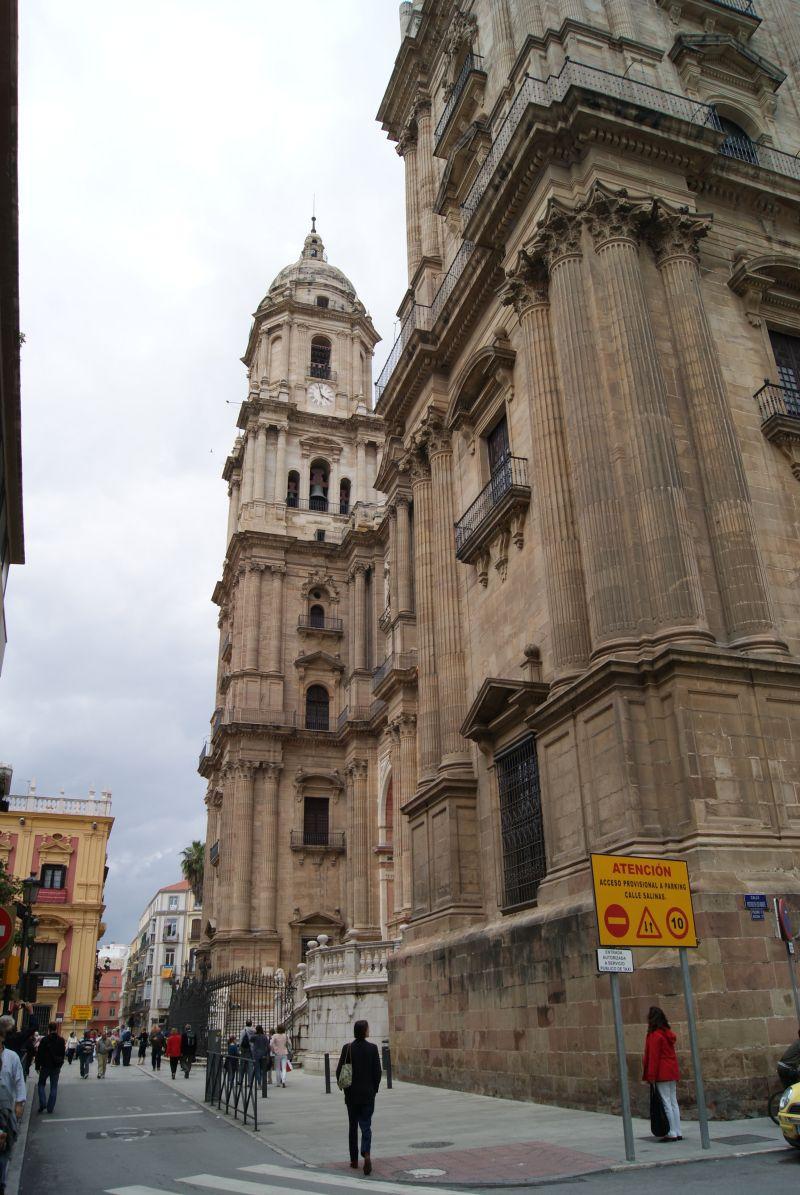 En Málaga la Catedral es mucho más que un edificio de culto