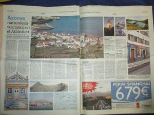 """""""Azores, naturaleza volcánica en el atlántico"""""""
