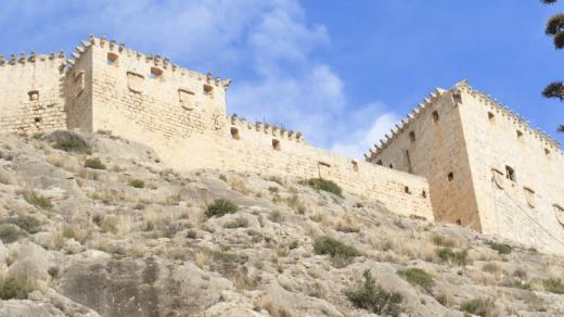 Castillo de los Vélez, en Mula