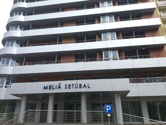 hotel Meliá Setúbal