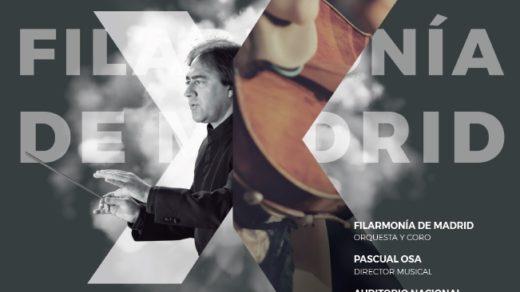 Pascual Osa, Director Musical de la Orquesta Filarmonía