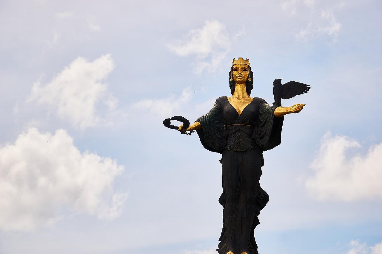 La estatua de la sabiduría