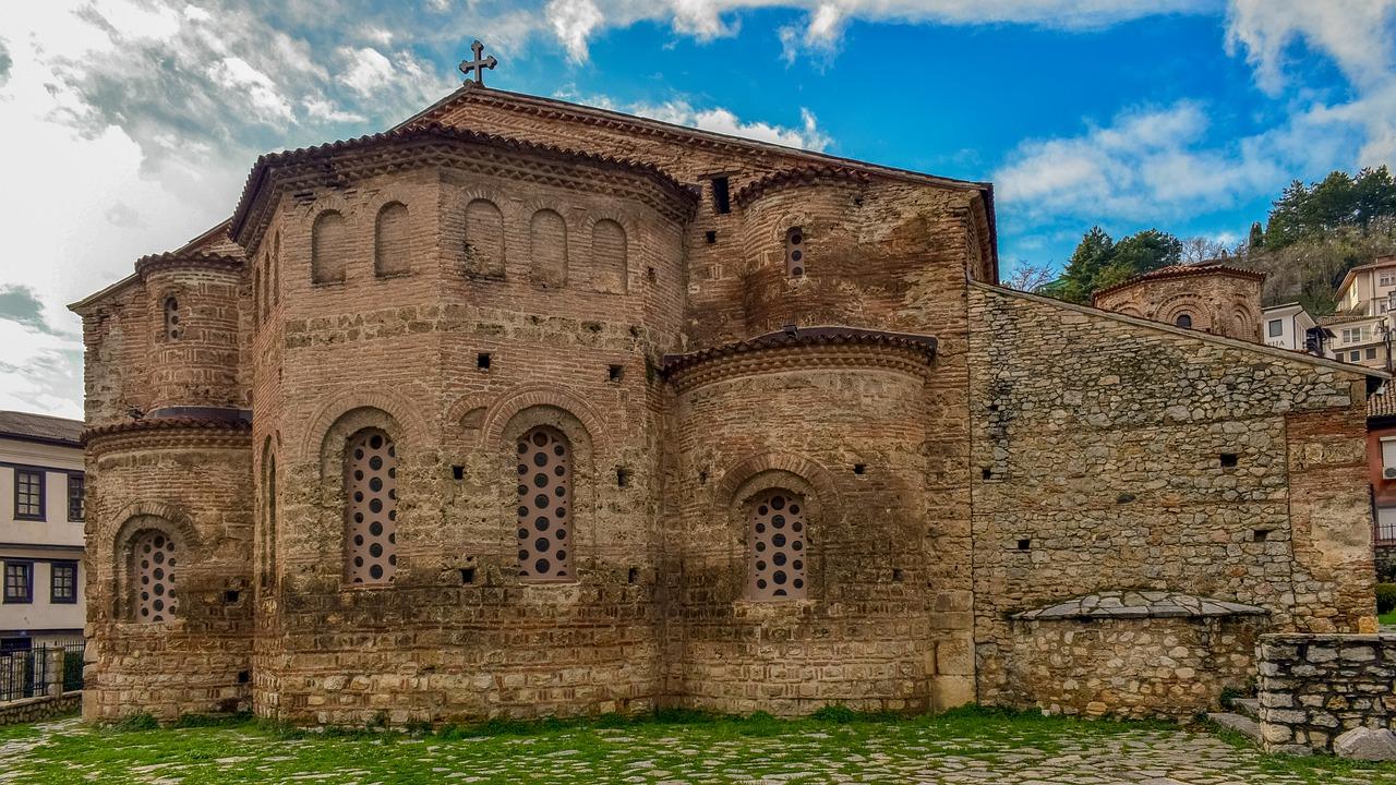 Iglesia Boyana