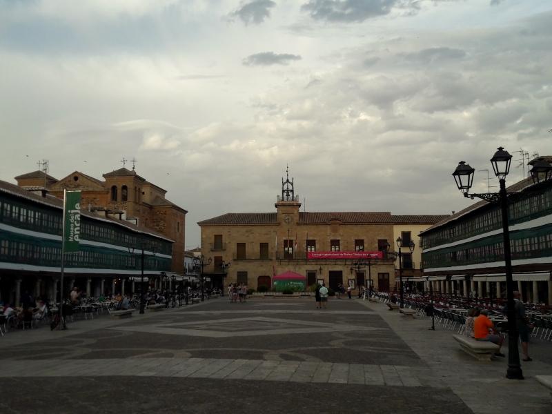 Almagro, sede del Festival Internacional de Teatro