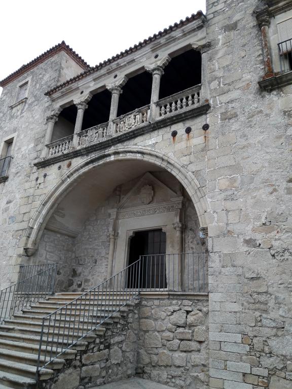 Palacio de Juan Pizarro de Orellana