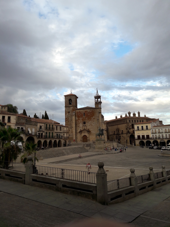 Plaza Mayor - Trujillo