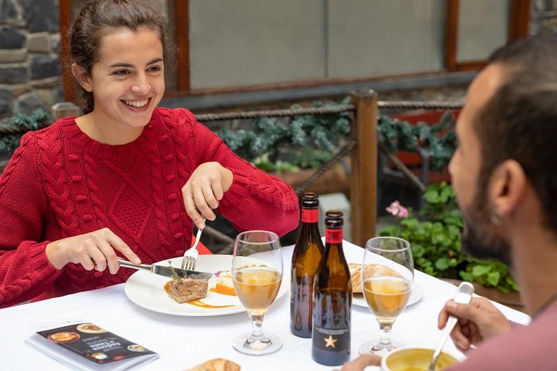 Andorra está viviendo una revolución tanto en el ámbito culinario como con los productos gastronómicos producidos en el país
