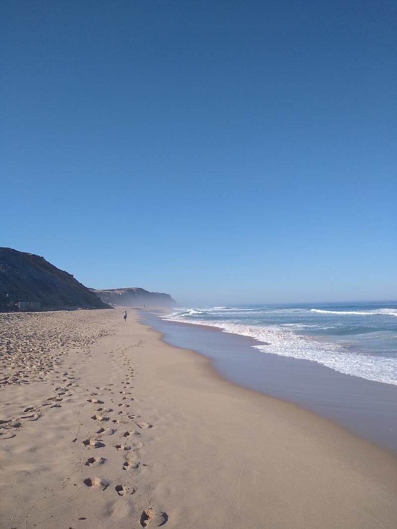 Elegir la costa del centro de Portugal como destino de vacaciones es sinónimo de playas kilométricas