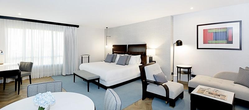El número de habitaciones se ha reducido con la reforma para ganar en metros cuadrados por cliente y, por tanto, en su comodidad