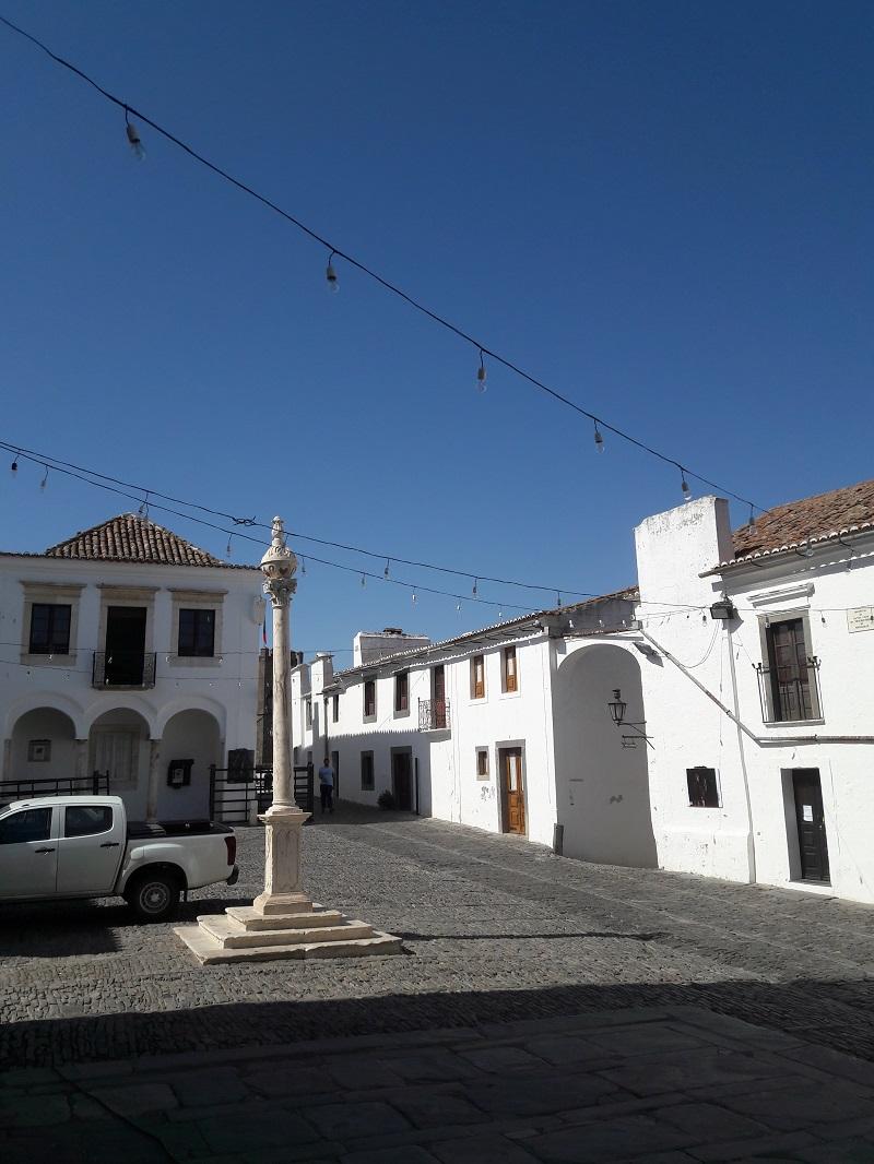 Plaza D. Nuno Álvares Pereira