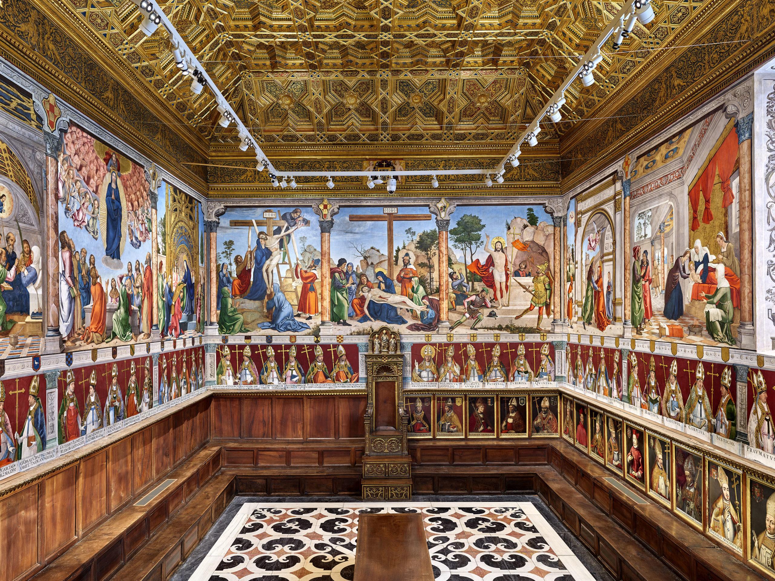 """La Sala Capitular es el """"alma de la Catedral"""""""