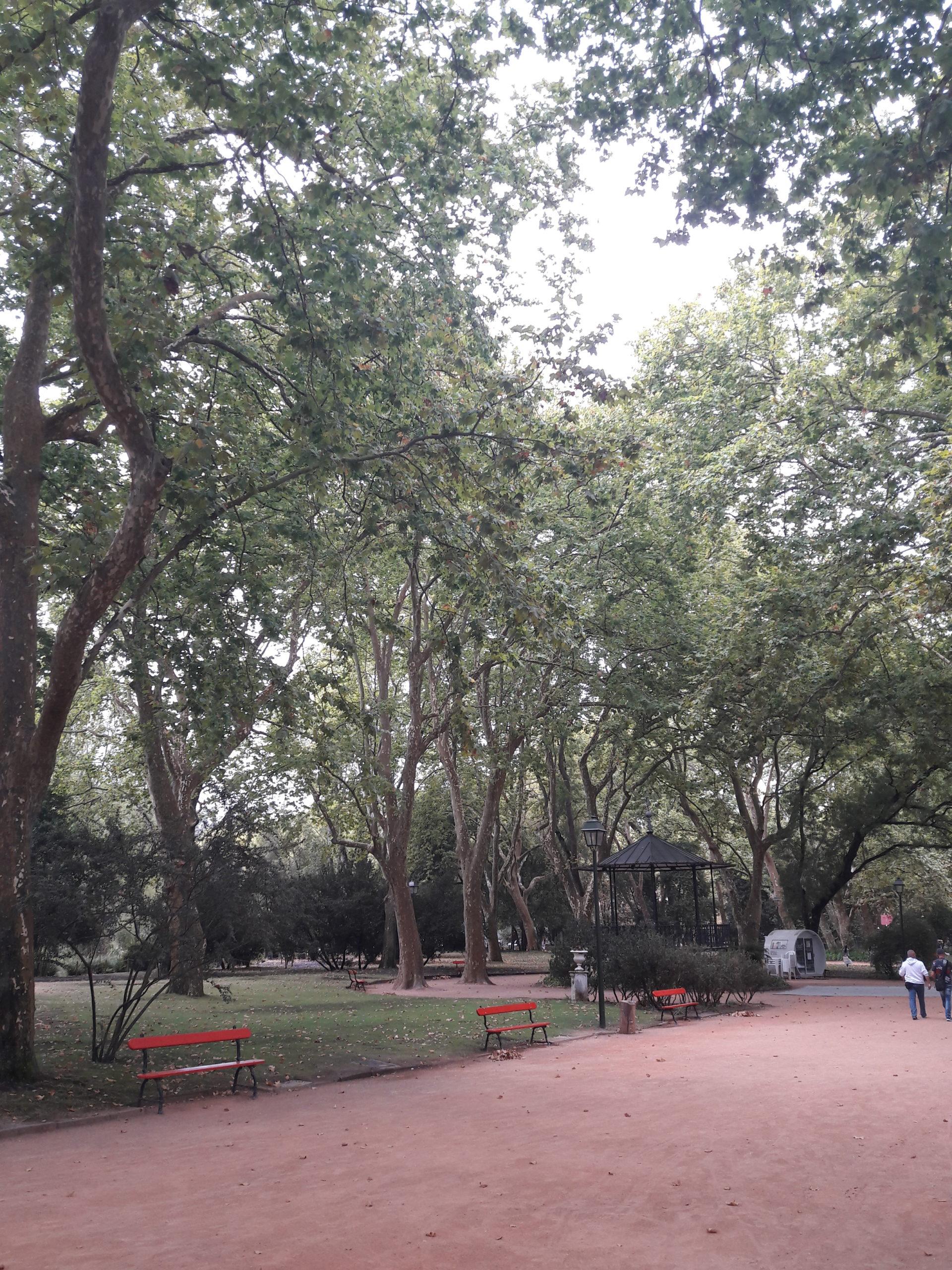 El Parque Don Carlos I