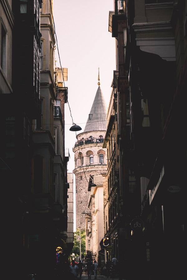 La Torre de Gálata (Galata Kulesi)
