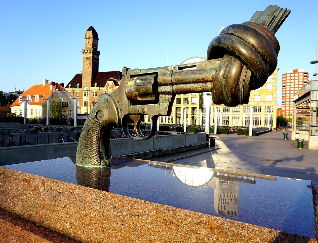 Malmö alberga además más de 50 galerías de arte en el centro de la ciudad