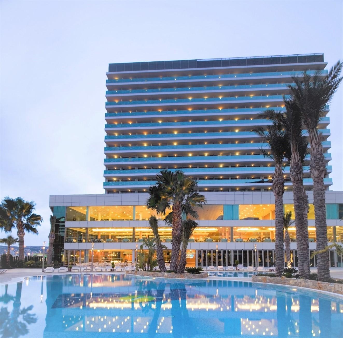 AR Diamante Beach, primer establecimiento de Calpe con sello Safe Tourism Certified