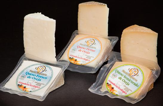 Suerte Ampanera, el queso que sabe a campo madrileño