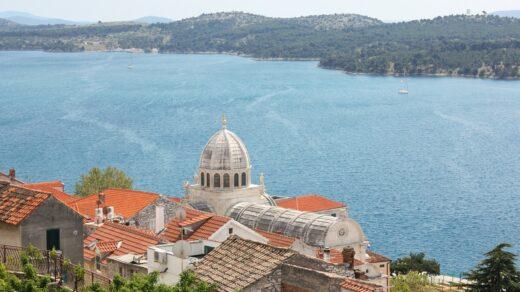 Sibenik fue fundada por los croatas hace más de un milenio