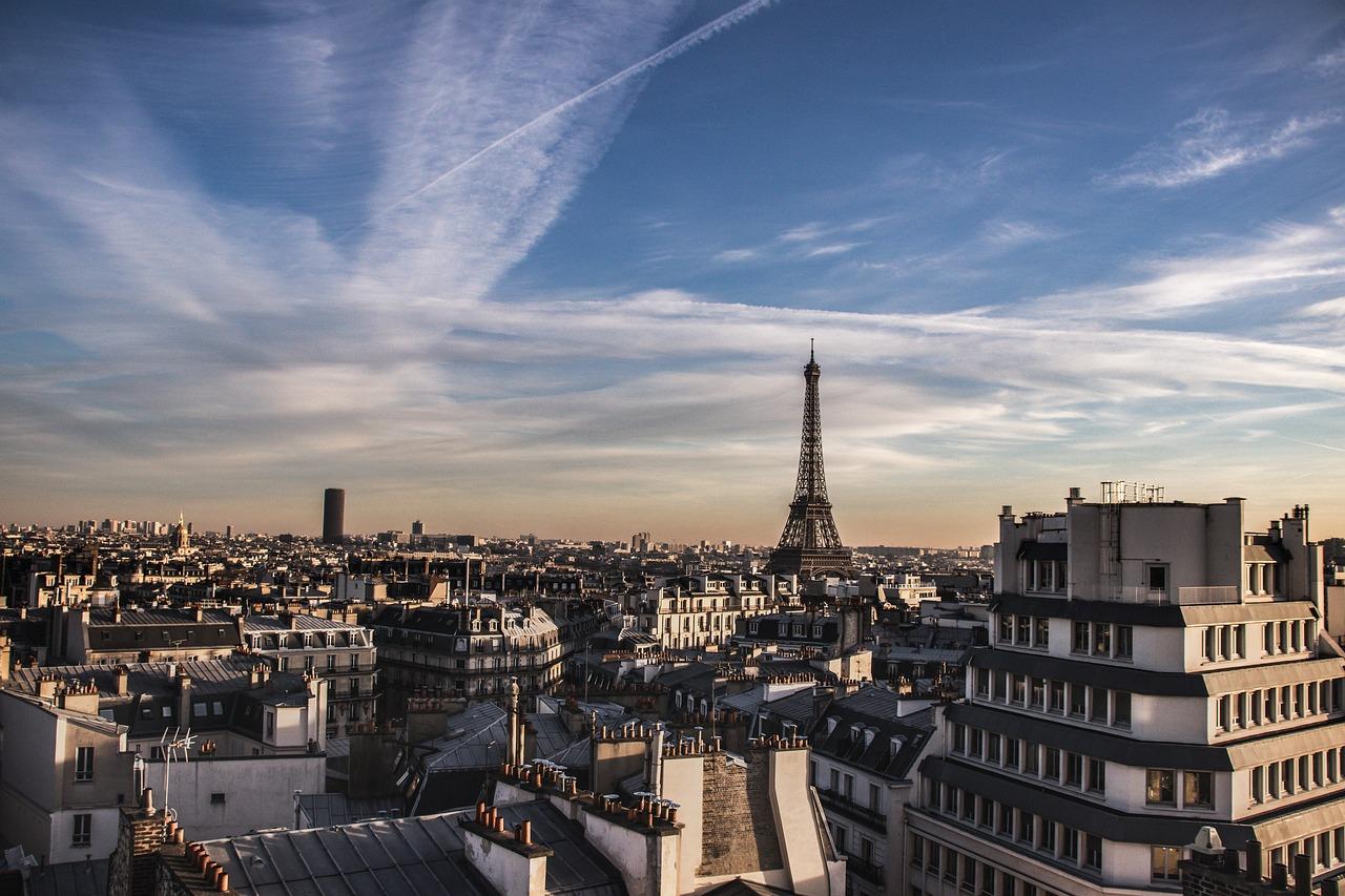 París es una grandiosa ciudad que nos espera con los brazos abiertos