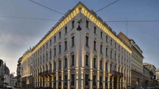 Hotel Aurea Ana Palace, en Budapest