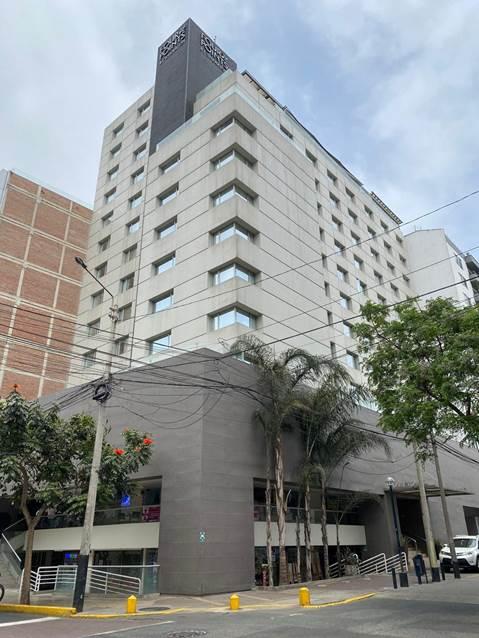 Eurostars Hotel Company abre su primer hotel en Perú: el Exe Miraflores 4*