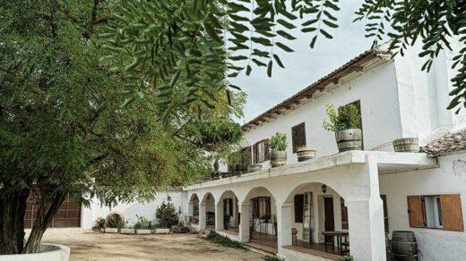 Finca Tinedo, enoturismo en una de las bodegas más antiguas de Castilla La Mancha