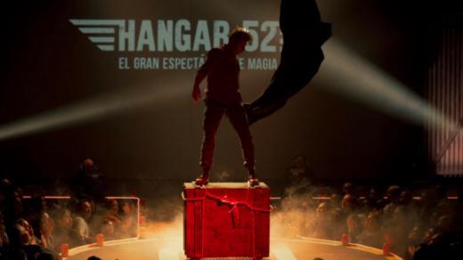 Madrid vuelve a vibrar con el mayor espectáculo de magia del mundo: HANGAR 52 Revolution