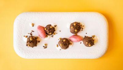El 13 de septiembre La Cantina A'Ollo celebra el Día Internacional del chocolate con un postre para los más golosos: Sorpresa de Chocolates